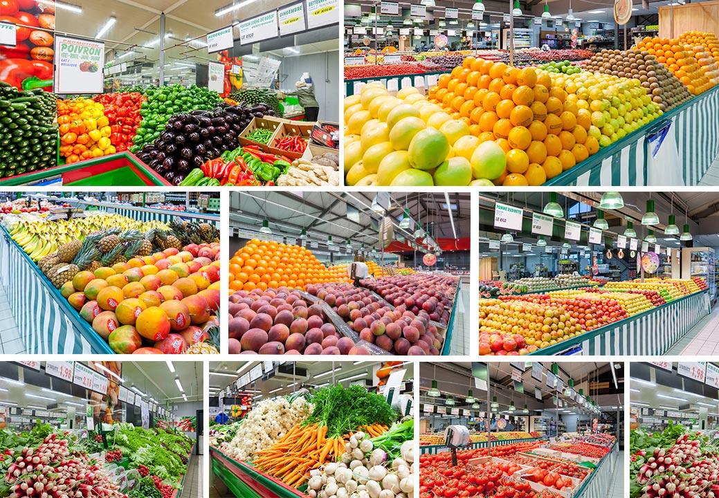Fruits et légumes chez Universprimeurs